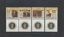 Pitcairn Islands 2013 In Memory of John F Kennedy set MNH per scan
