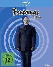 Various Fantomas Trilogie BD 3 Blu-ray Discs