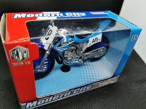 Motocross 1:18 250 Motocross Modèle Miniature Enduro MX Croiser