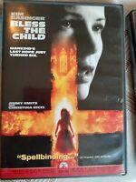 """DVD """" BLESS THE CHILD"""" KIM BASINGER"""