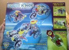 Cyber K'Nex Hyper Wheels, Knex Set # 15003, Vintage, Collectible & Rare Sealed