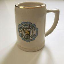 Yale University Ceramic Beer Stein Mug Lux Et Veritas Nice (Vintage?) College
