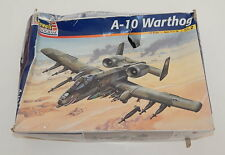 Revell 1:72 #85-5430 A-10 Warthog Open Box Sealed Contents