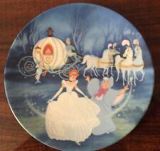 Disney Studios~Collector's Plate~Bibbidi Bobbidi Boo