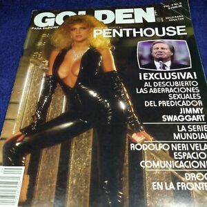 Golden Penthouse (LISA AITON)   Mexican Edition, September 1988