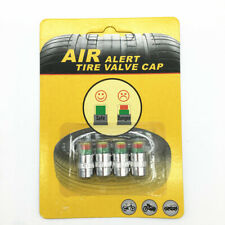 1 Set Air Warning Alert Tire Valve Pressure Sensor Monitor Cap Indicator For Car