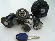 Fiat Multipla (1998-2004) Lock Set