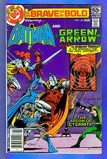 THE BRAVE & THE BOLD # 144 - 1978-  (vg) Batman & Green Arrow