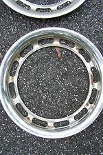 "mercedes owners 13"" beauty hubcap ring 190sl 220 190 ponton w121  w111 w112"
