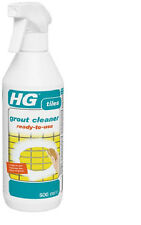 HG Tiles Grout Cleaner Ready To Use Restores The Colour Of Grout 500ml