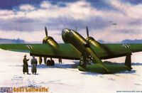 PZL 37 A BIS LOS  (LUFTWAFFE & POLNISCHE MARKIERUNG) 1/72 MISTERCRAFT