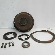 HONDA US90 ATC90 ATC110 FL250 REAR BRAKE DRUM COVER AXLE COVER SET PARTS LOT