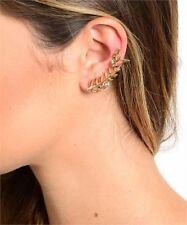 Gold Cuff Fashion Earrings