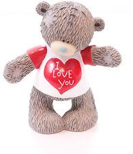 Me To You Tatty Teddy Bear Collectors Figurine - I Love You #  rare