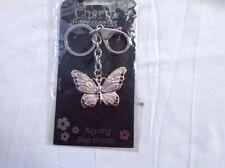 Enamel Butterfly Mixed Metals Costume Jewellery