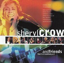 Sheryl Crow - Live From Central Park (+E Clapton, K Richards+) [CD Album]