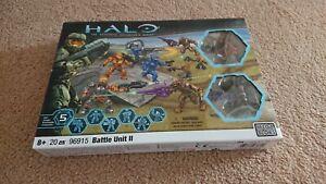 Mega Bloks - Halo Wars - Battle Unit II - 20 Pieces - Boxed - No 96915
