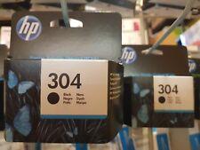 HP 304 Nero Cartuccia Inchiostro Originale