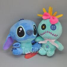 """2pcs Stitch Scrump 4-4.5"""" Plush Doll Stuffed Toy"""