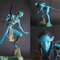 Avatar2 Jake Sully Sam Navi Neytiri Assemble Action PVC Figure Model Toys Gift