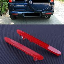 Rear L+R Bumper Face Bar Reflector Light Lamp Fit for Honda CRV Element Acura Is