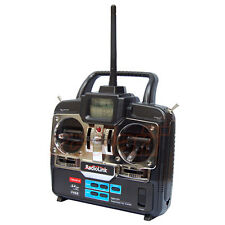 RadioLink 6ch Radio Control Transmitter R7EH 7CH Receiver Tractor Truck #T6EHP-E