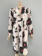 Floral 100% Cotton Dresses for Women with Smocked