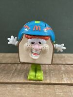 VTG McDonalds Changeables Otis The Sandwich Transformer Happy Meal Toy 1993 Rare