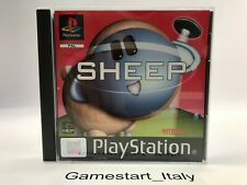 SHEEP - SONY PS1 - NUOVO - NEW PAL VERSION PLAYSTATION 1 PSX