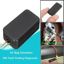 Car Airbag Simulator Emulator Resistor Bypass SRS Fault Finding Diagnostic Set