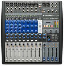 Presonus StudioLive AR12 14-Channel Hybrid Mixer