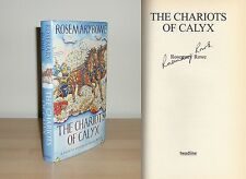 Rosemary Rowe - The Chariots of Calyx - Signed - 1st/1st