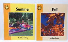 Teacher's Oversize Big Books THE WRIGHT GROUP SUNSHINE Emergent Set of 2