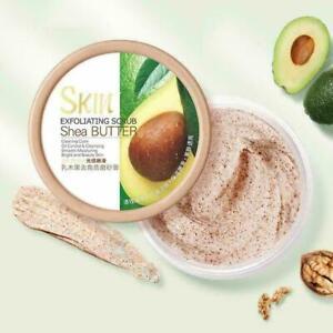 100G Anti Cellulite Firming Body Scrub Slim&Peeling Exfoliating Cream Clean L9H5