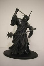 RARE  SIDESHOW LORD OF THE RINGS  MORGUL LORD STATUE IN BOX