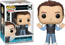 Pop Television Will & Grace 3.75 Inch Action Figure - Jack McFarland #969