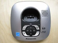 Panasonic KX-TG6431 DECT 6.0 Single Line Cordless Phone Main Base