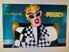 CARDI B 24X36 POSTER HIP HOP MUSIC RAP BODAK YELLOW I LIKE IT MOTORSPORT BARTIER