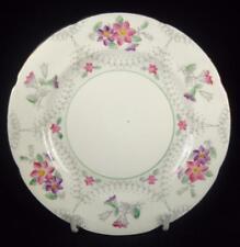 Royal Grafton 'Marina' Pink & Purple Flowers Bone China Side Plate
