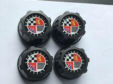 Compomotive Wheels Centre Cap X 4 FULL SET 60 mm Retro Alliages Pré 1990