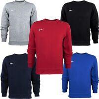 Nike Club Crew Sweat Top Herren Sweatshirt 5 Farben Baumwolle/Polyester NEU