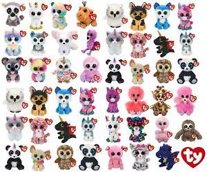 "Genuine Ty Beanie Boos 6"" Plush Soft Toy Teddy Kids Children Gift Birthday Gift"