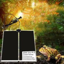 Us Eu 5W 7W 14W 20W 35W 45W Heat Mat Reptile Brooder Incubator Heating Pad F.rd