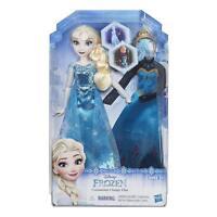Frozen Elsa disney bambola festa dell'incoronazione hasbro 30 cm