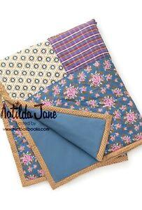 TWIN Matilda Jane Make believe in stitches Quilt GUC/PLAY (#2)