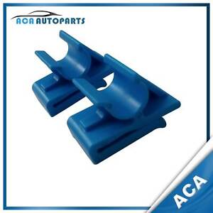 2 Blue Glove Box Hinge Clips for Holden VY VZ Crewman Adventra Calais HSV ETC