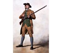 """Minute Man, 1775"" by Don Troiani Limited Edition Revolutionary War Print"