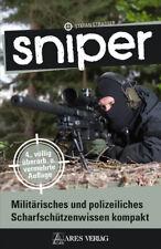 SNIPER Militärisches Scharfschützenwissen Scharfschützen Schießtechnik BUCH NEU
