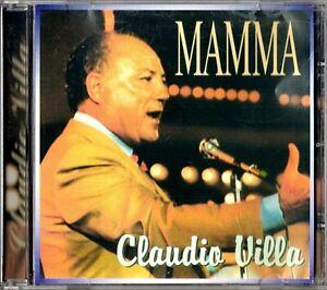 CLAUDIO VILLA - Mamma  (Fonotil 1998)  CD  NUOVO