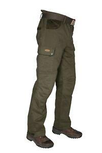 Jagd- und Outdoorhose OS30 Gr. 56 von Hubertus 10651506 oliv